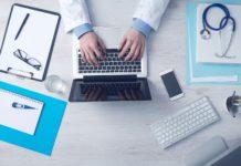 La salute incontra la tecnologia della comunicazione