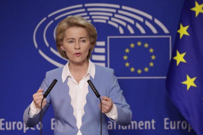 Ursula Von der Leyen nuova commissione europea 2019