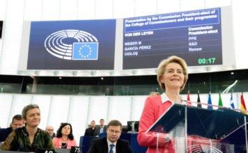 nuova commissione europea