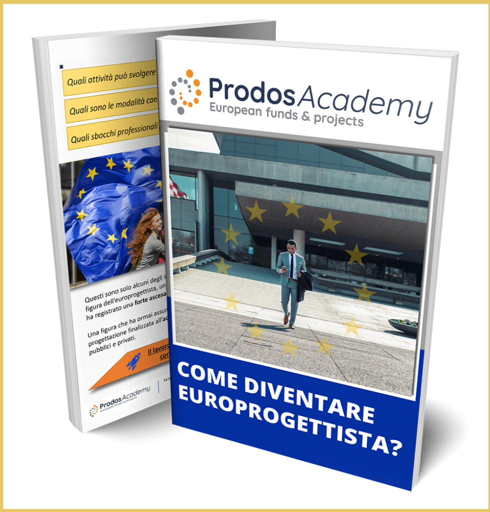 lavoro europrogettista Prodos Academy PDF
